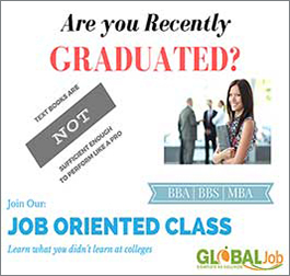 Job oriented classes
